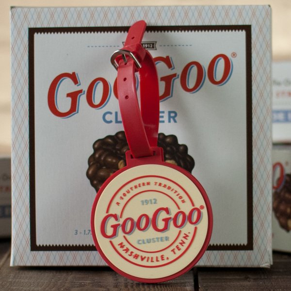 Goo Goo Luggage Tag