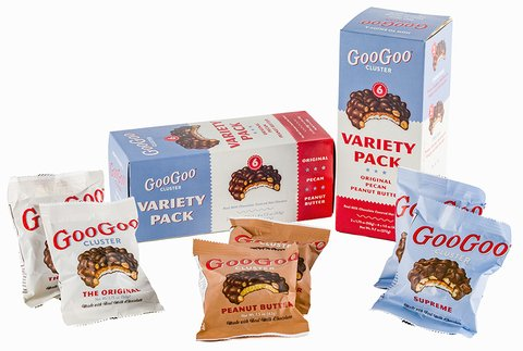 Variety Pack - 6 Count