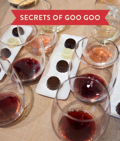 Secrets of Goo Goo - 11/3 at 3 P.M.