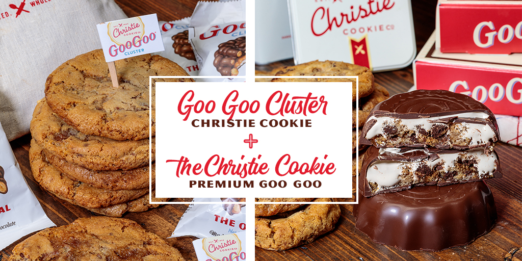 Dessert Dream Team: New Goo Goo Cluster + Christie Cookie Treats! Image
