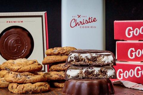 Christie Cookie Premium Goo Goo