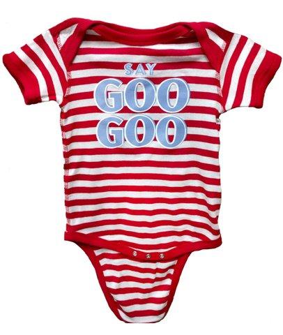 Say Goo Goo Onesie