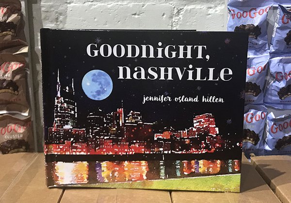 Book - Goodnight Nashville