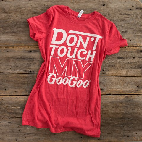 Don't Touch My Goo Goo! Red