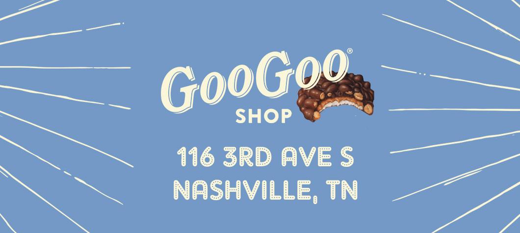 Goo Goo Downtown Nashville
