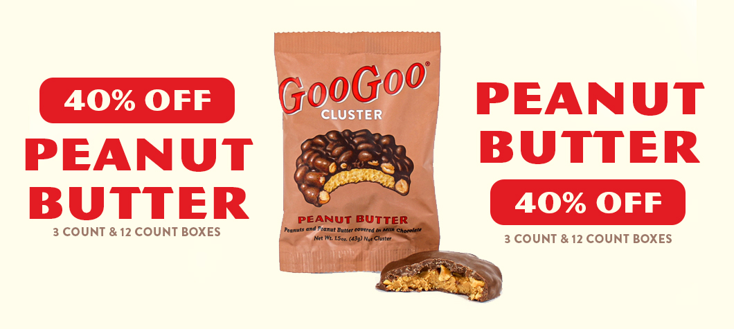 Peanut Butter Goo Goos