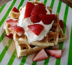 Summer Waffles