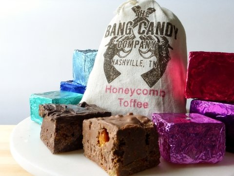 Honeycomb Toffee - Mixed