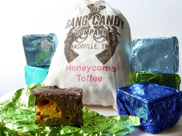 Honeycomb Toffee - Dark