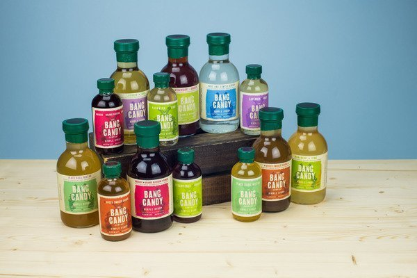 Flavored Syrup, 4oz - Case of 12