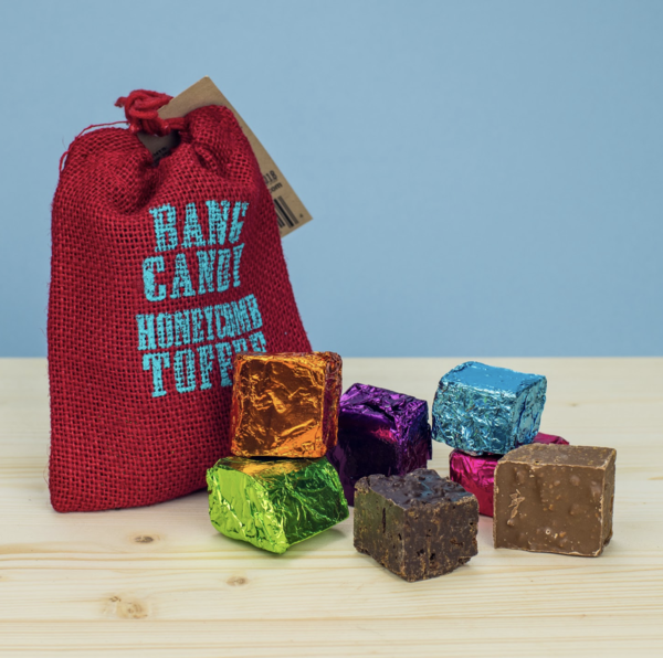 Honeycomb Toffee - Case of 12