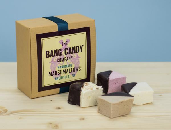 Medium (8PC)  Marshmallow Box - Case of 12