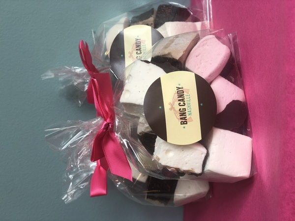 9 PC Classic  Marshmallow Bag