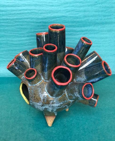 Urchin Lamp
