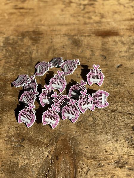 Bang Candy Enamel Pin