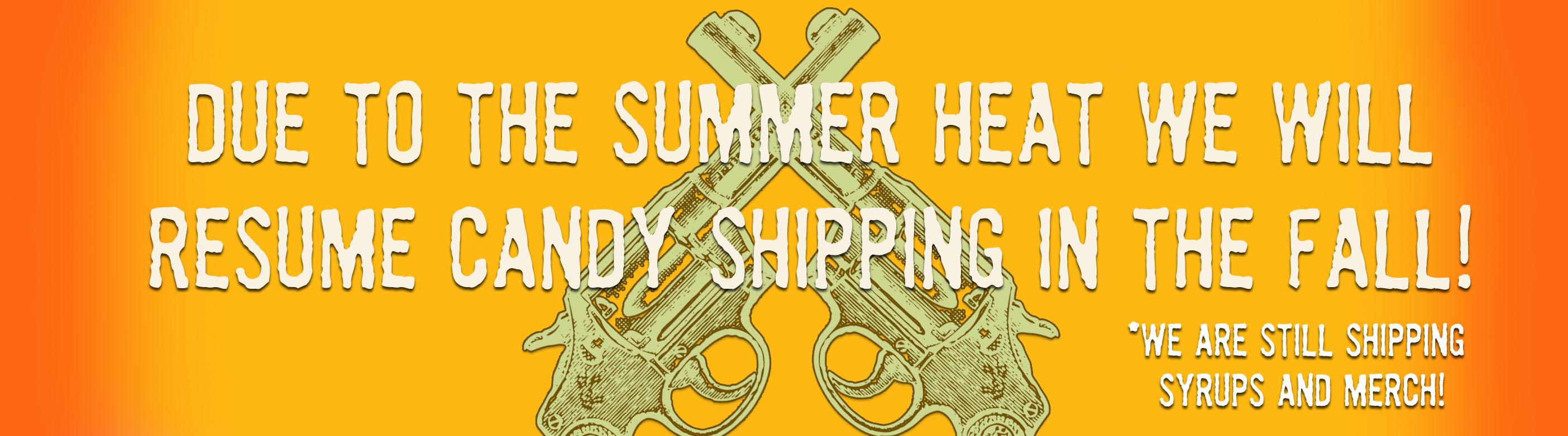 Bang Candy Company Shipping