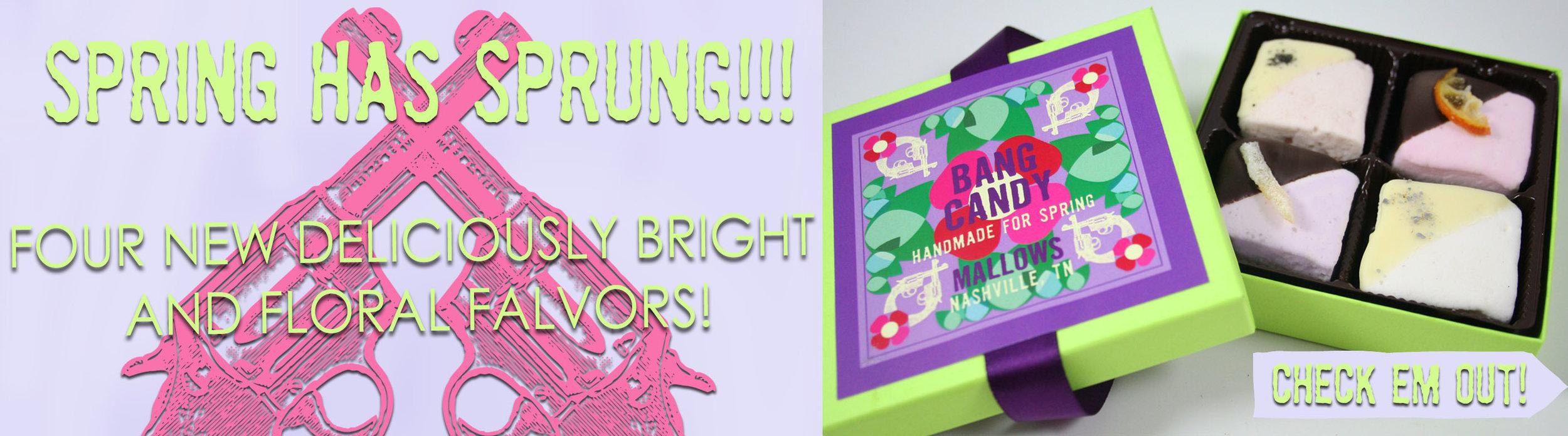 Bang Candy Spring Selection