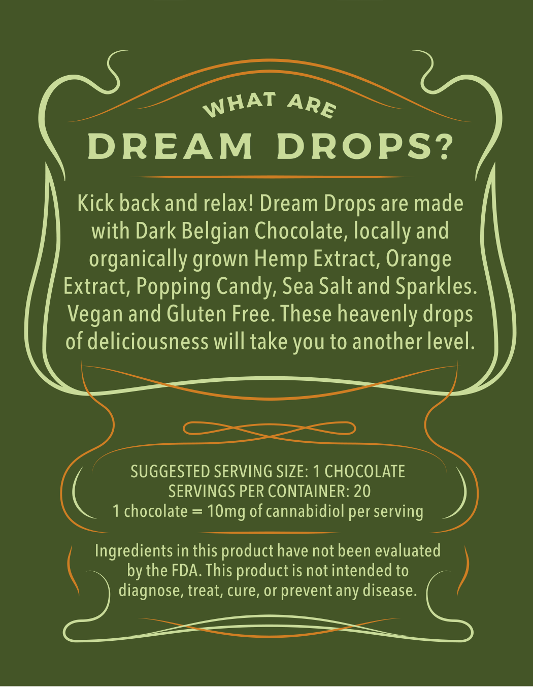 What Are Dream Drops?