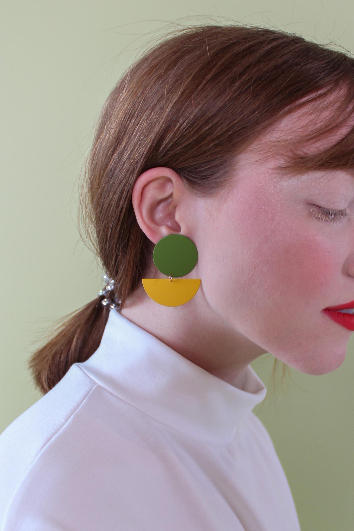 Limon Earrings