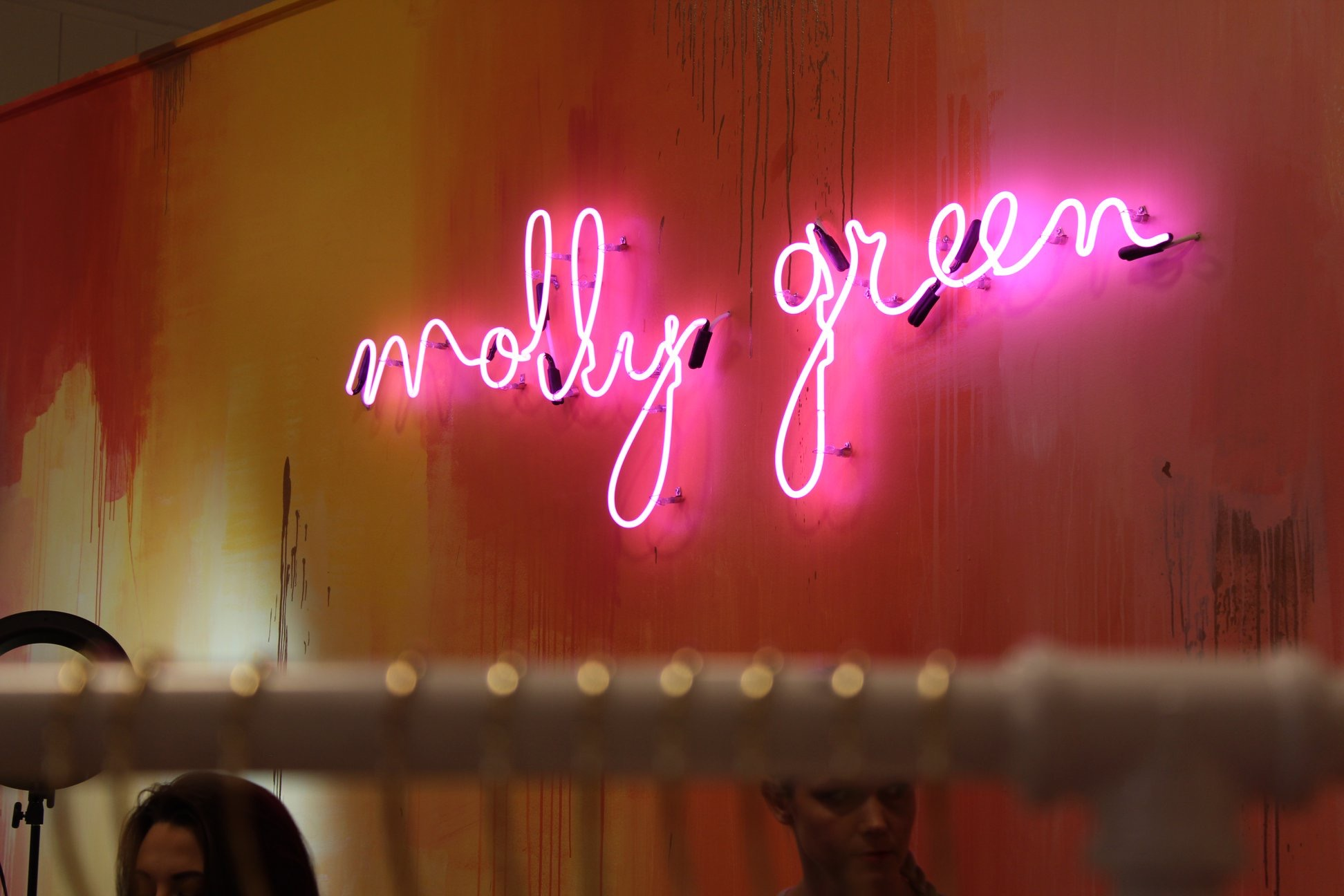 Throw a Party with Molly Green!  Image