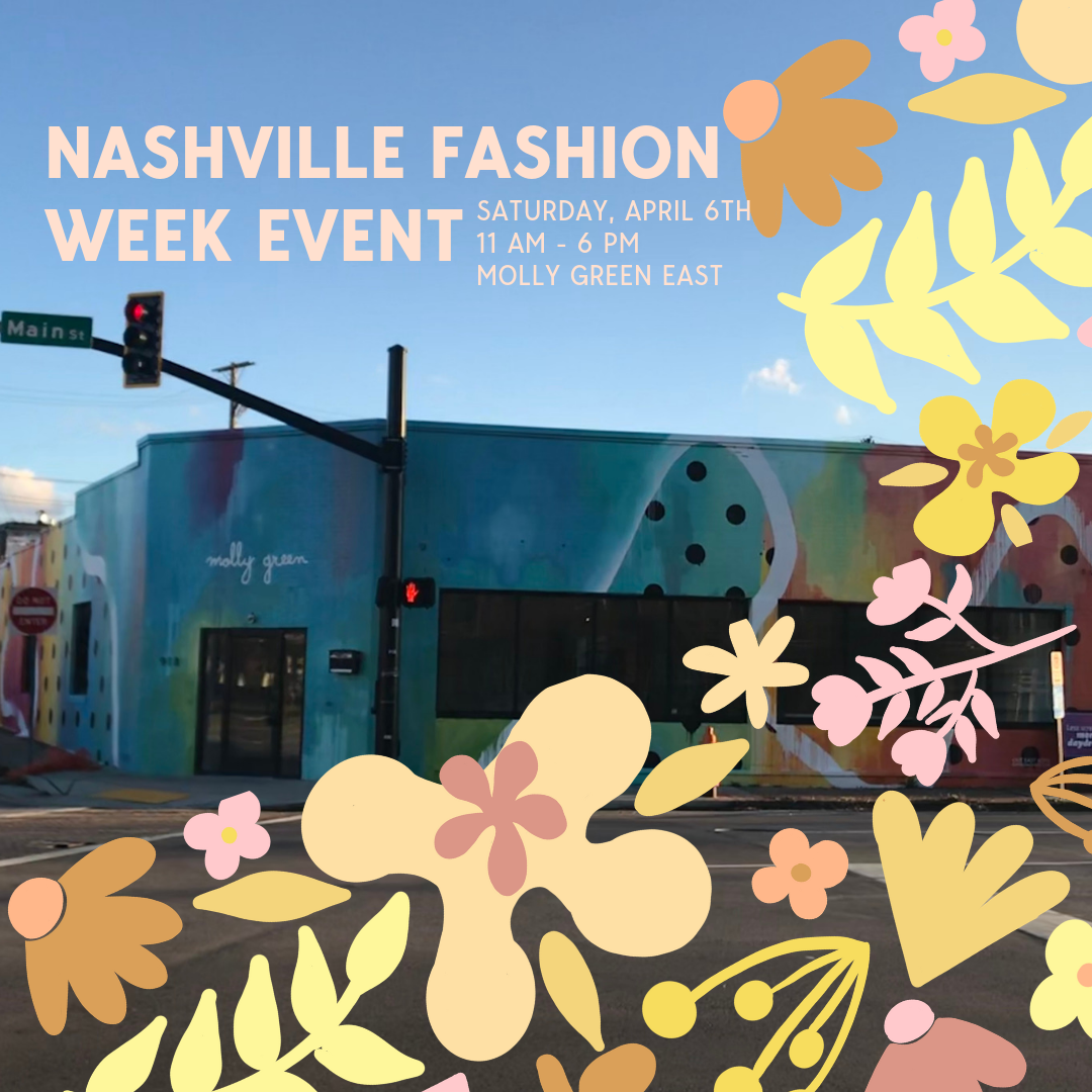 Molly Green East Nashville Fashion Week Event Image