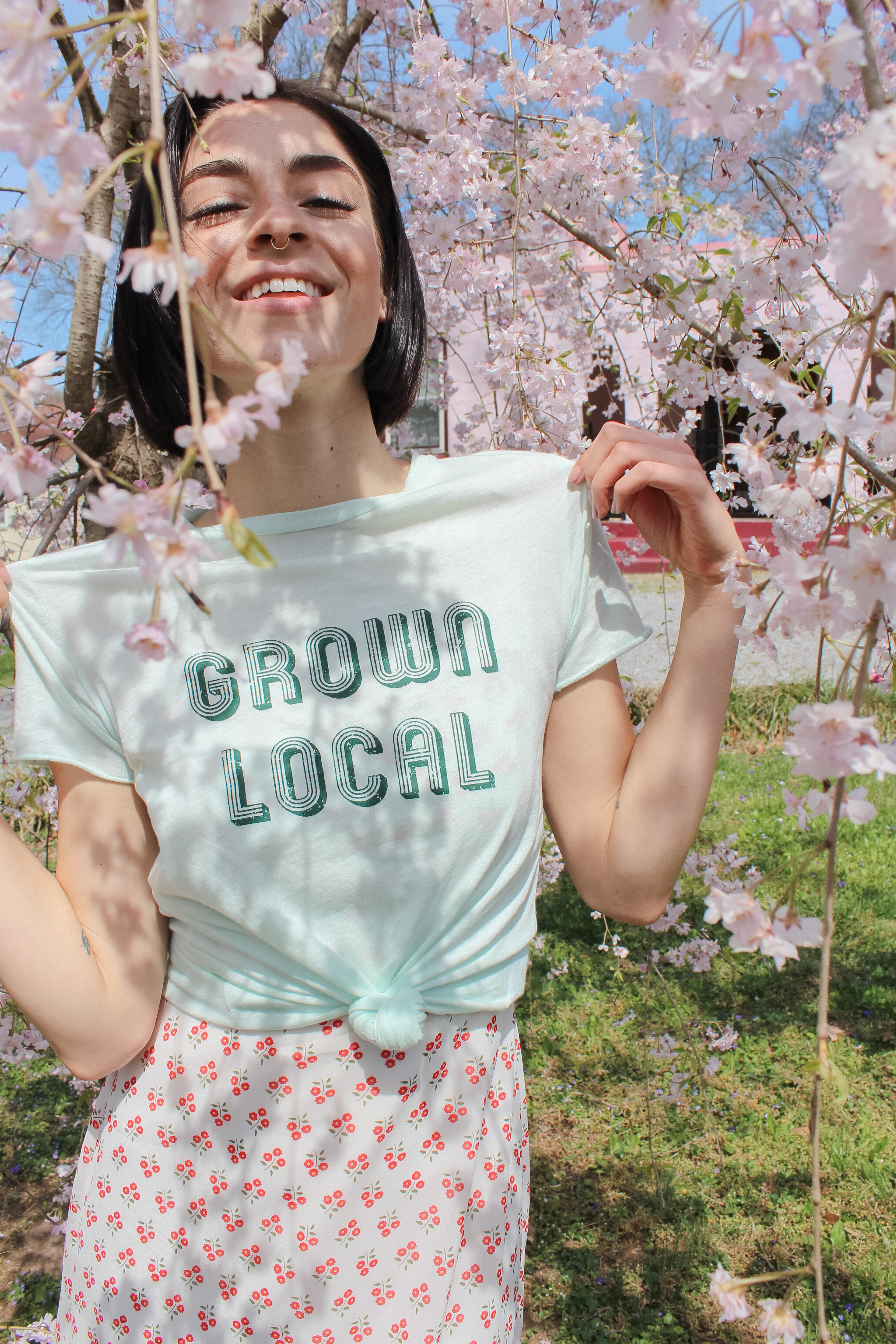 Grown Local Tee