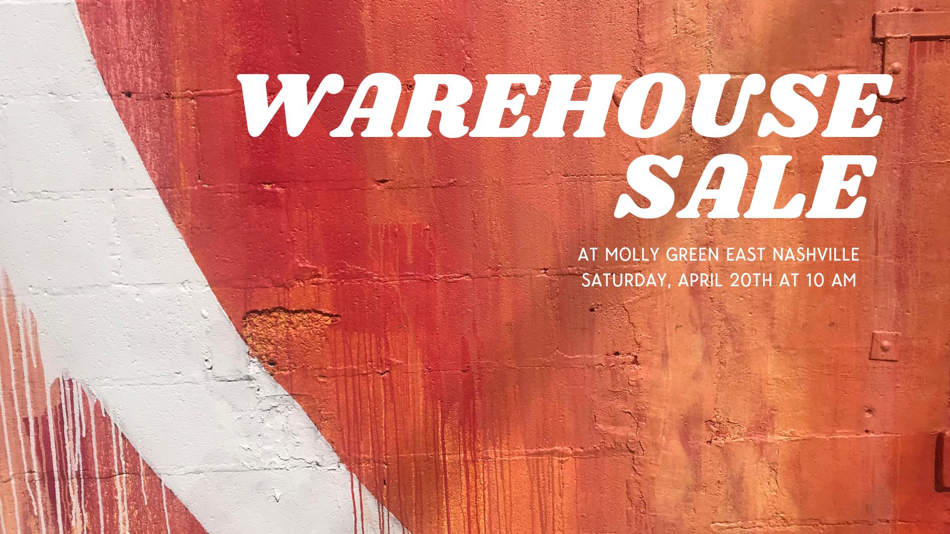 Let's Talk Warehouse Sale  Image