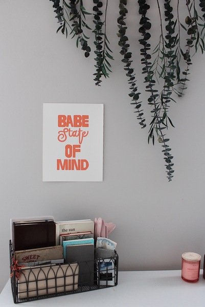Babe State of Mind Poster