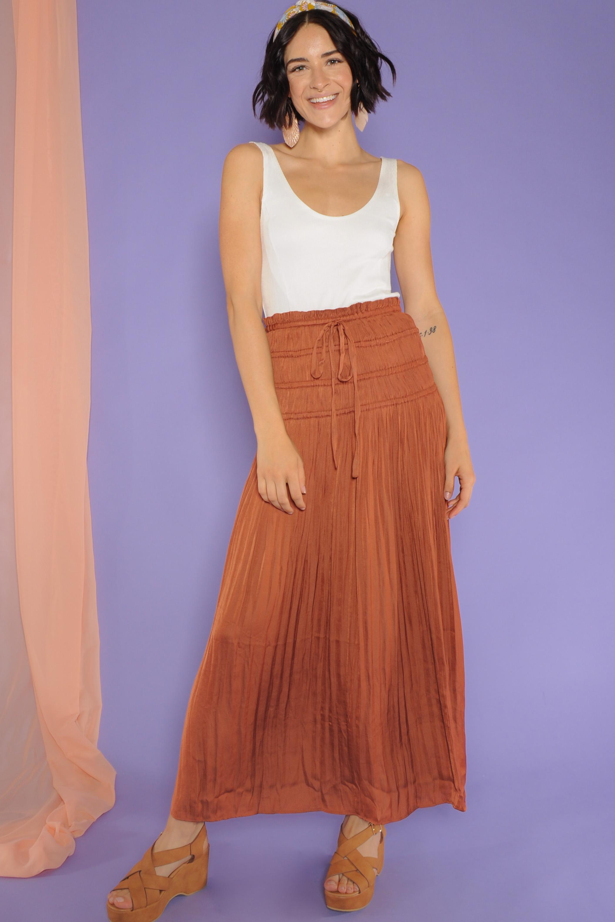 Cahal Skirt