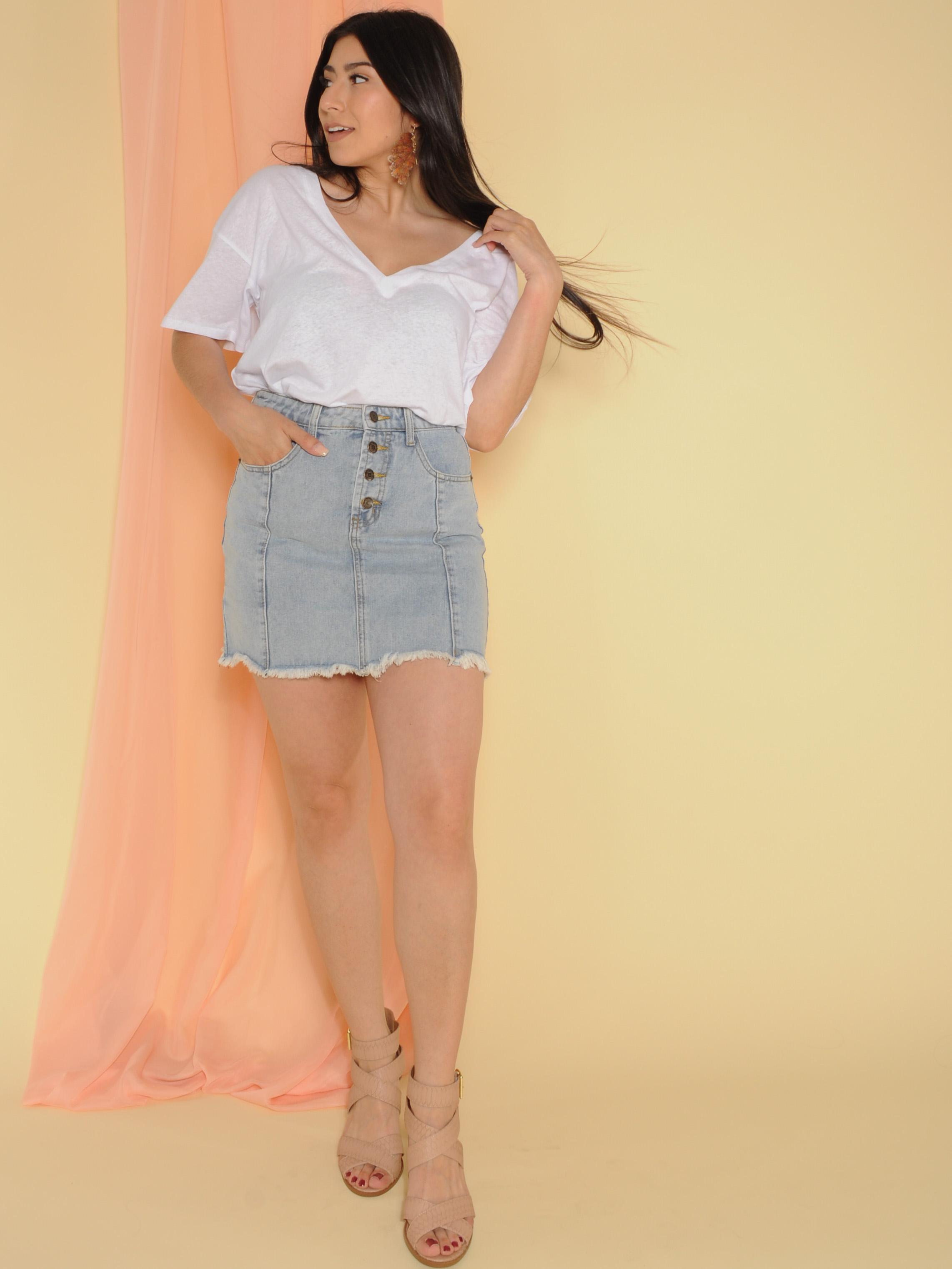 City Side Skirt