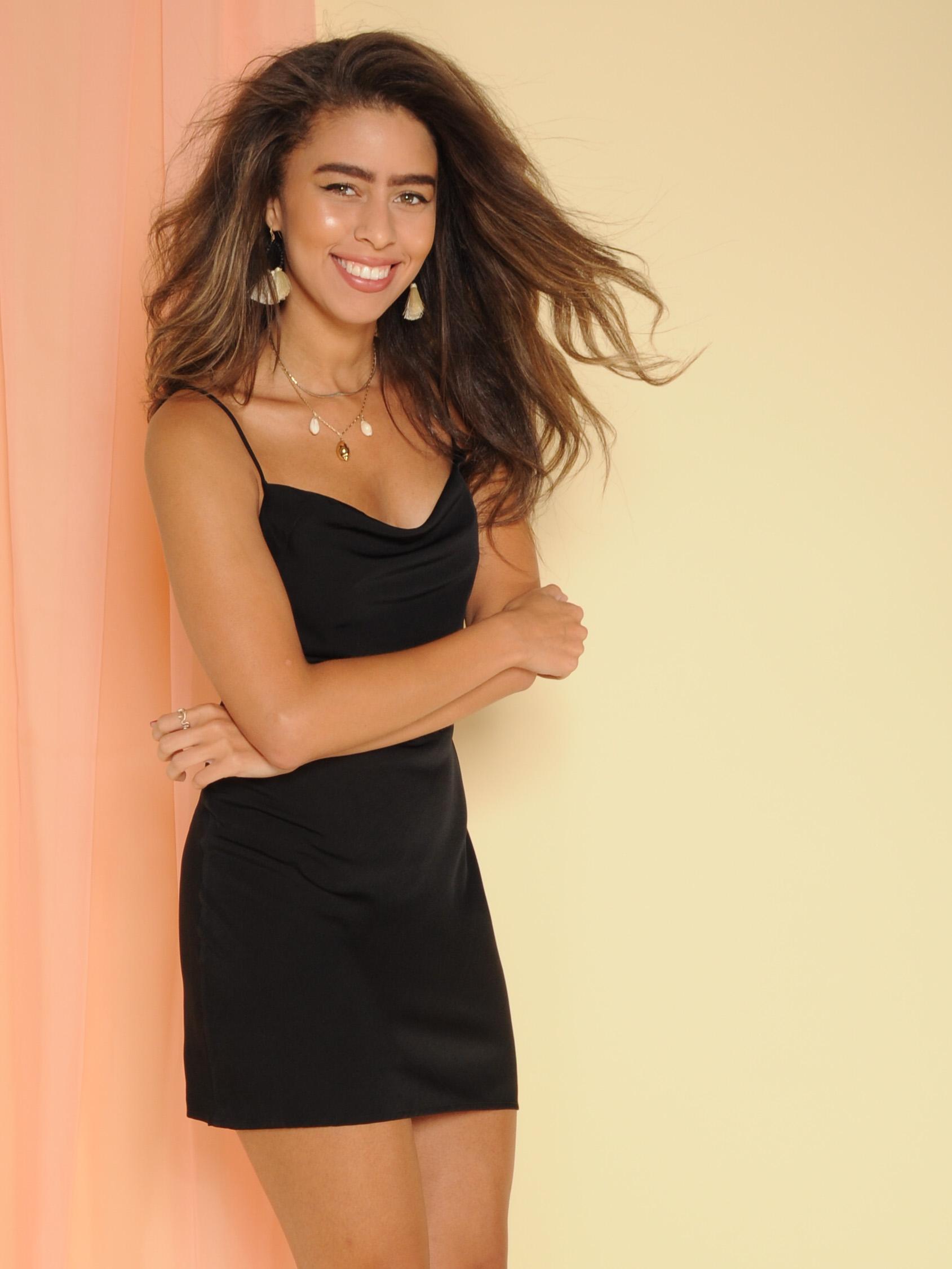 Ali Mini Dress