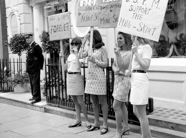 Girl Riot: Mini Skirts Forever  Image