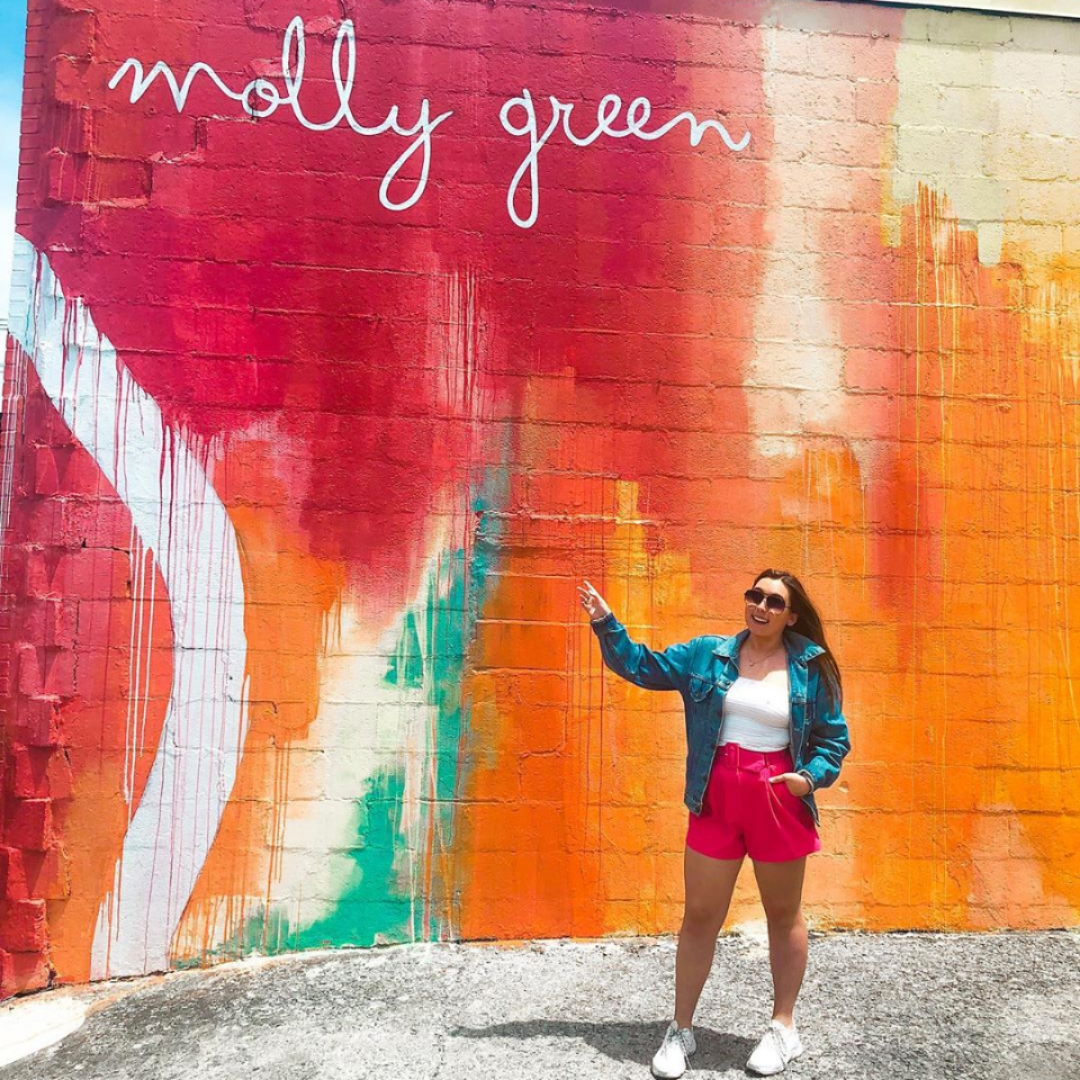 Interning at Molly Green: Summer Intern Ed.  Image