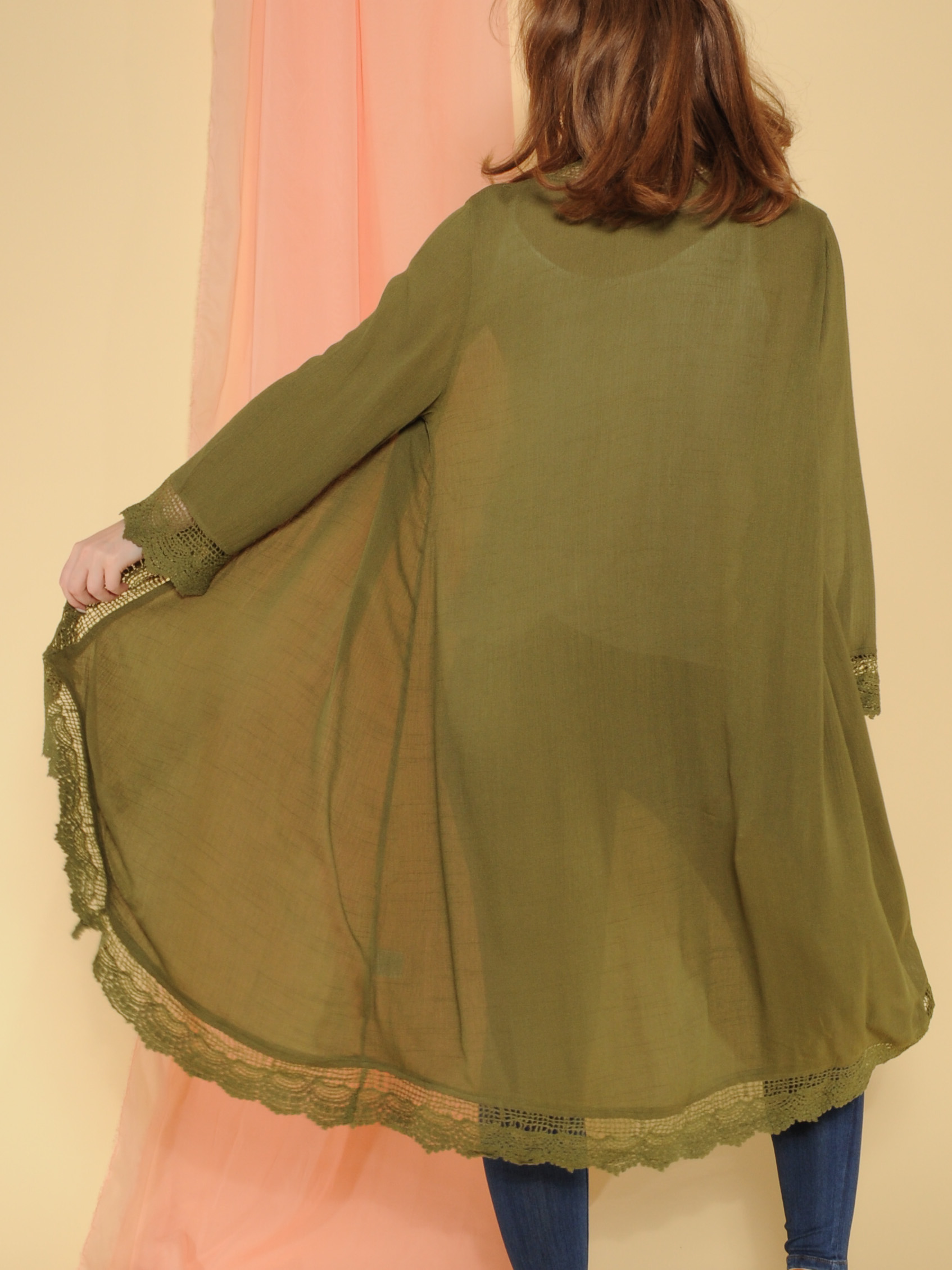 Shallow Kimono