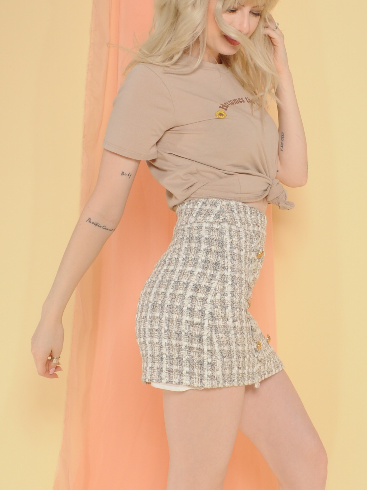 Jaziah Skirt