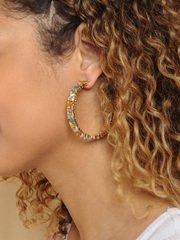 Color Wheel Earrings