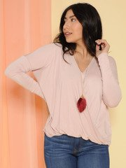 Dorothy Top Skinny Arms Criss Cross Front
