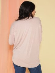 Dorothy Top Skinny Arms Criss Cross Front Back View
