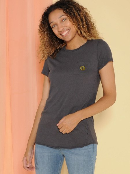 Smile Pocket Tee