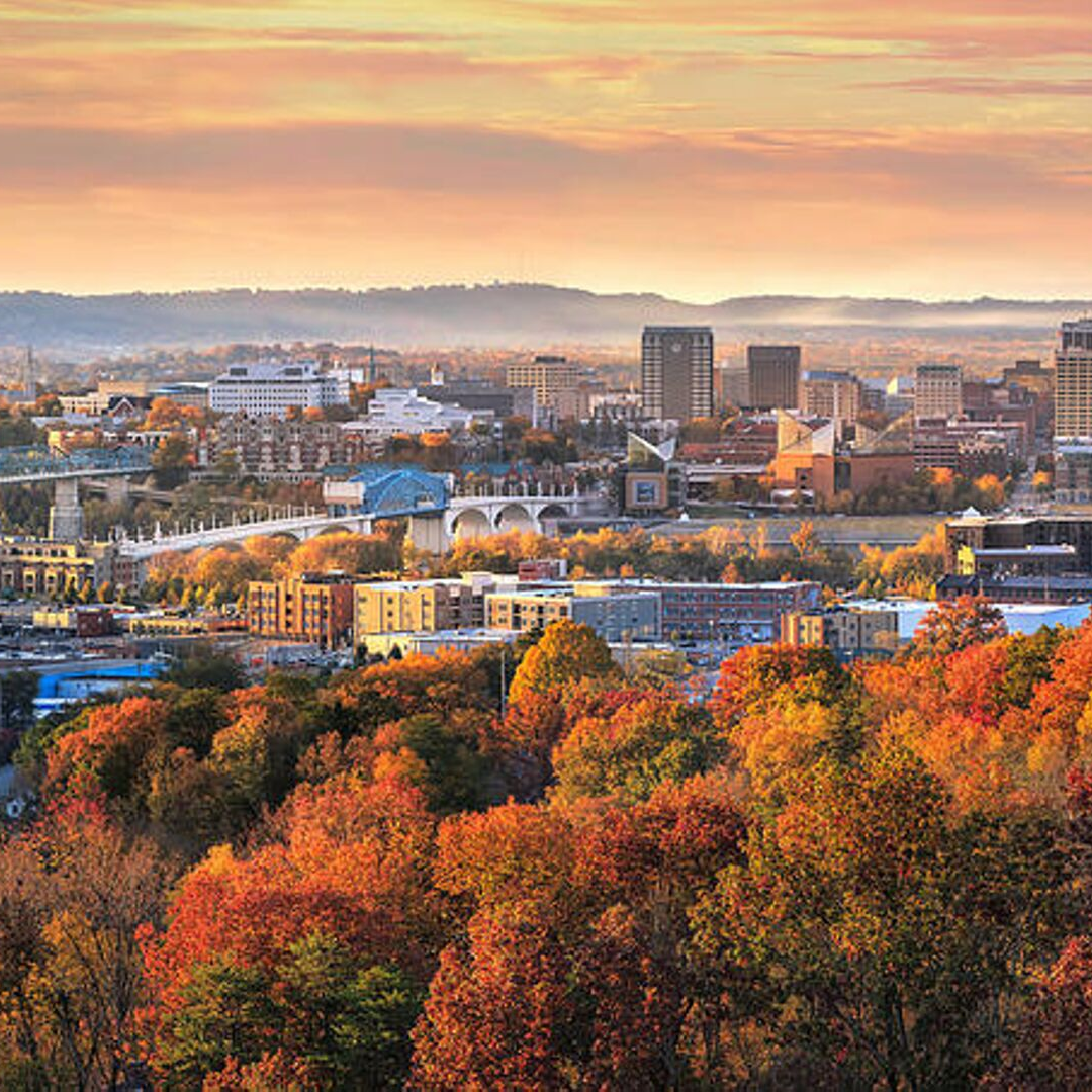 Chattanooga in the Fall Image
