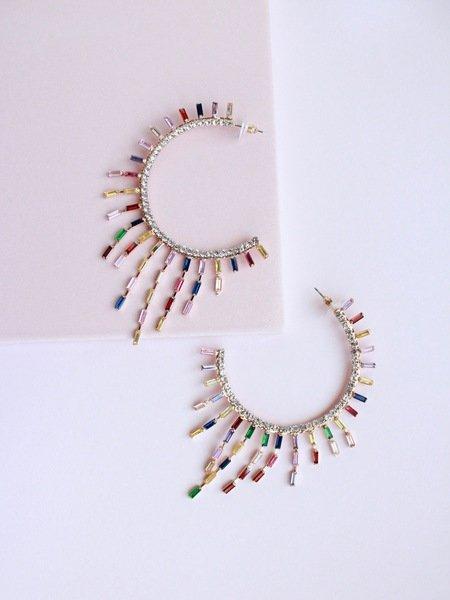 Firecracker Earrings