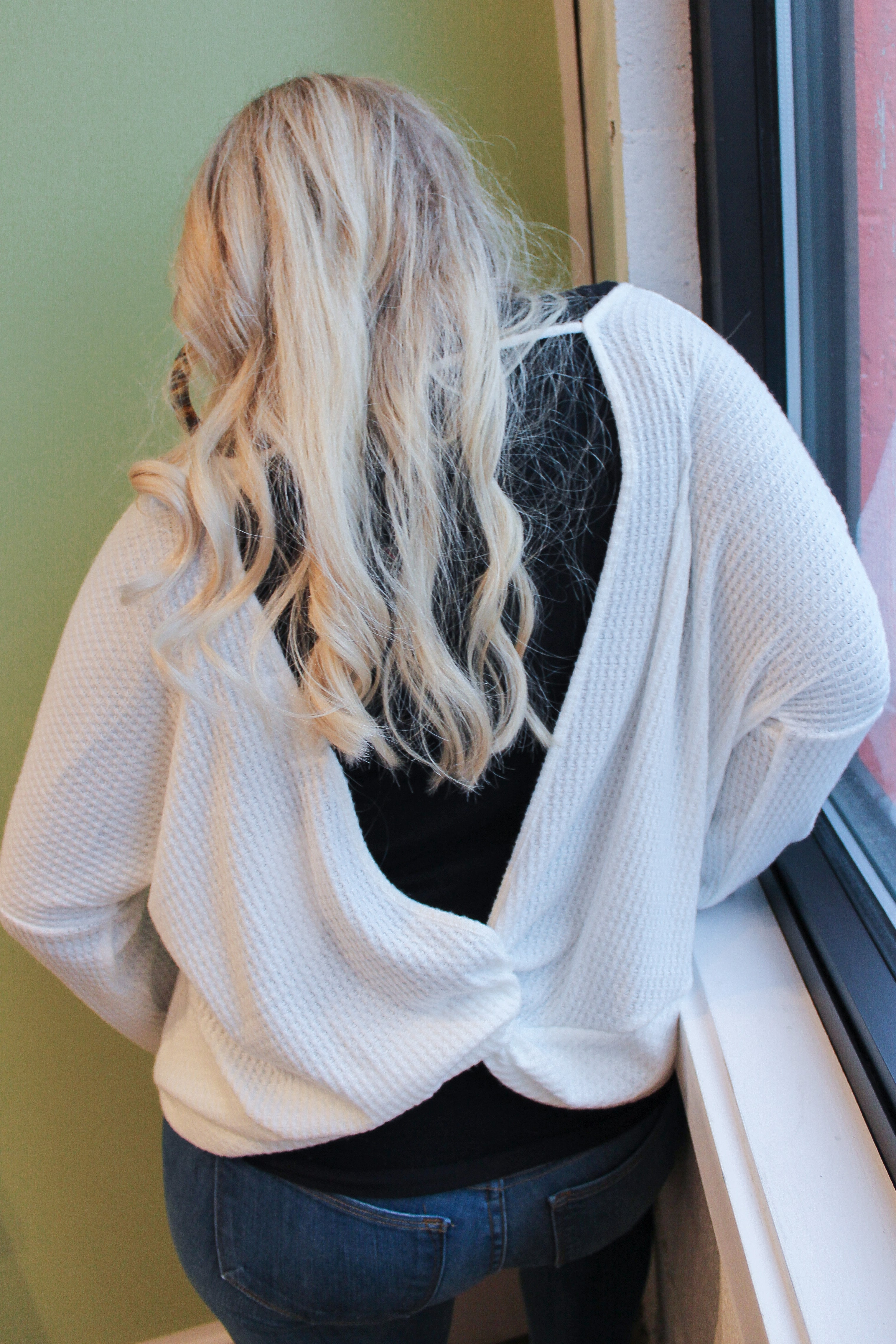 Haley Sweater