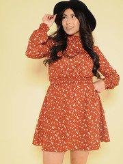 Nicole Smocked Dress