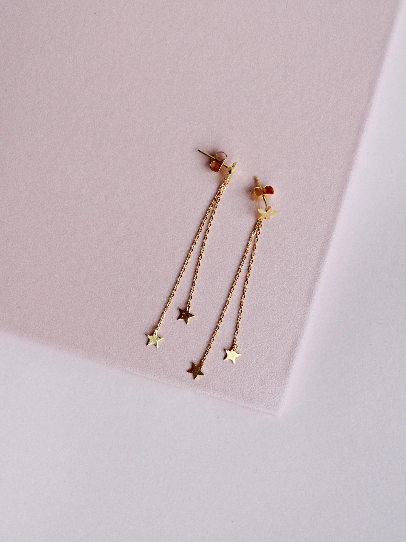 Baby Stars Earrings