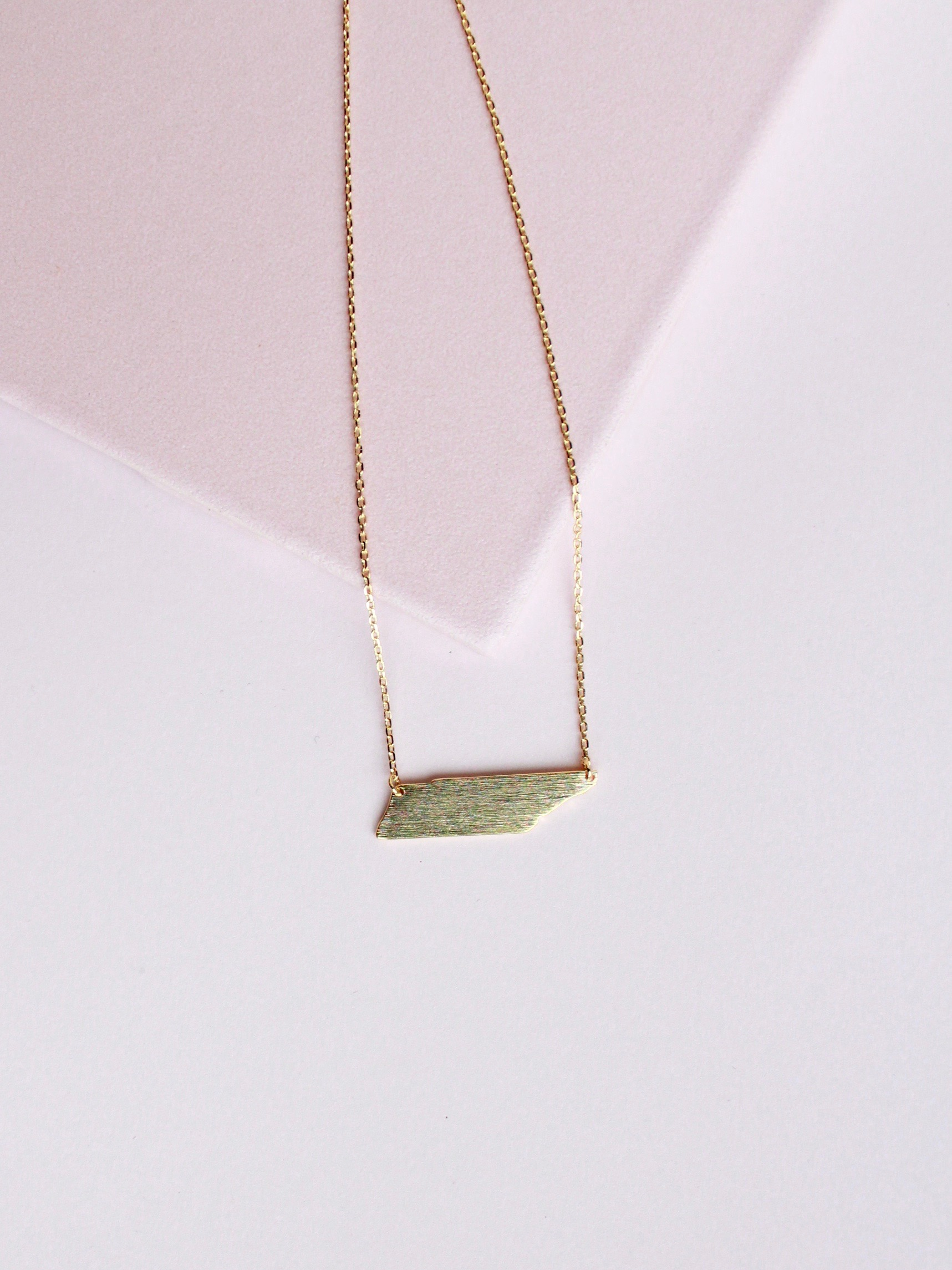 TN Necklace Gold