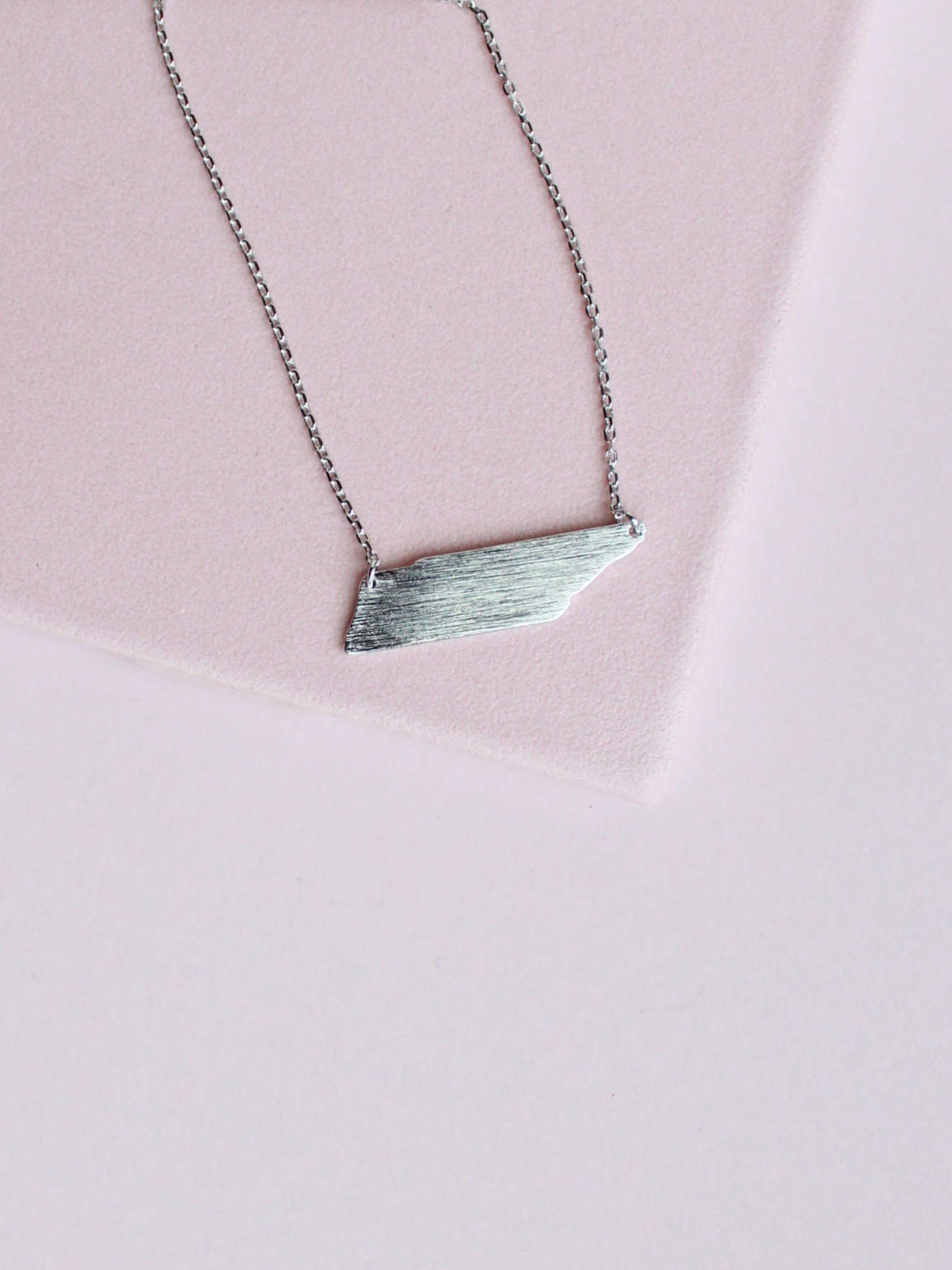 TN Necklace Silver