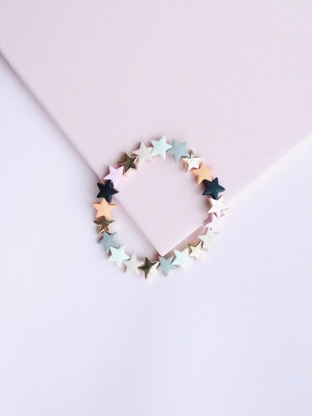 Color Star Bracelet