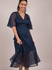 Starstruck Dress Mini Star Maxi