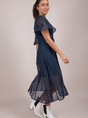 Starstruck Dress Mini Star Maxi Side
