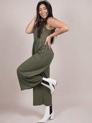 Arabella Jumpsuit Comfy Holiday Basic